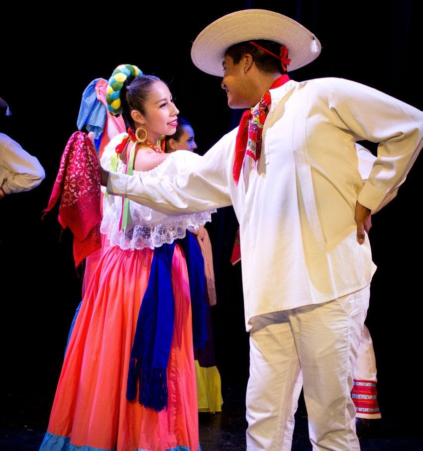 Ballet Folklórico Mixcoacalli