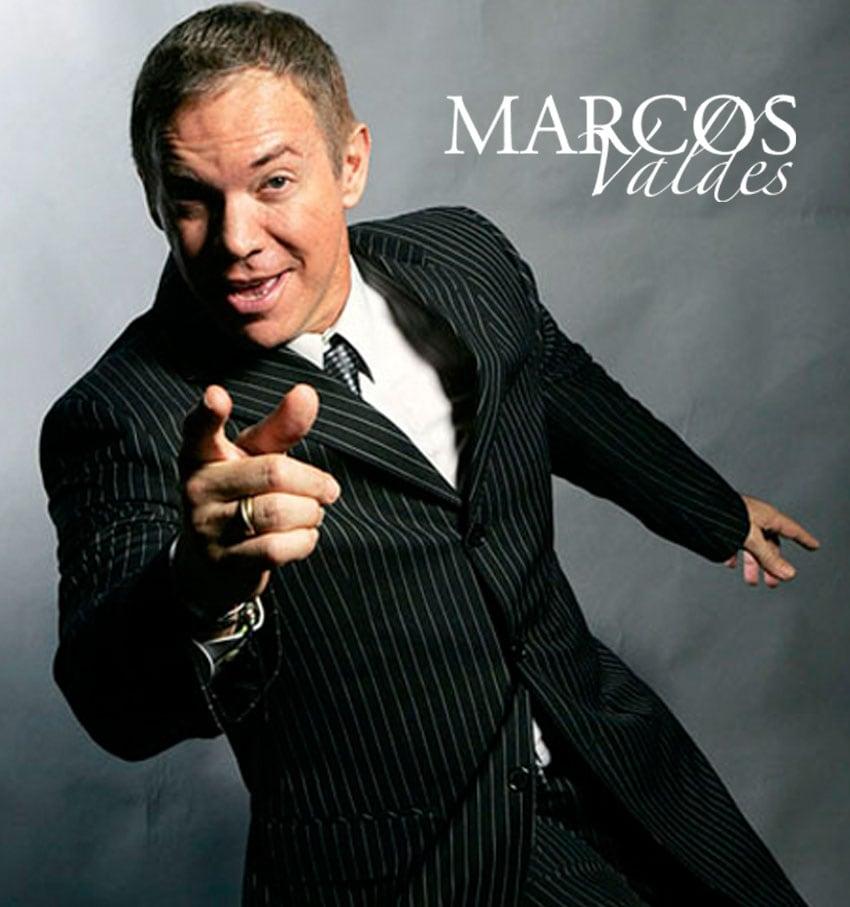 Marcos Valdes - Tintanerias