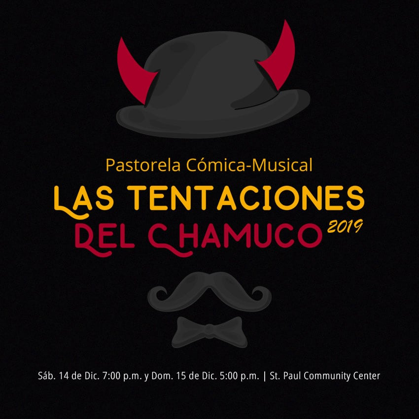 Logo Pastorela 2019