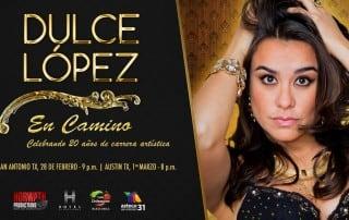 "Dulce López - ""En Camino"""