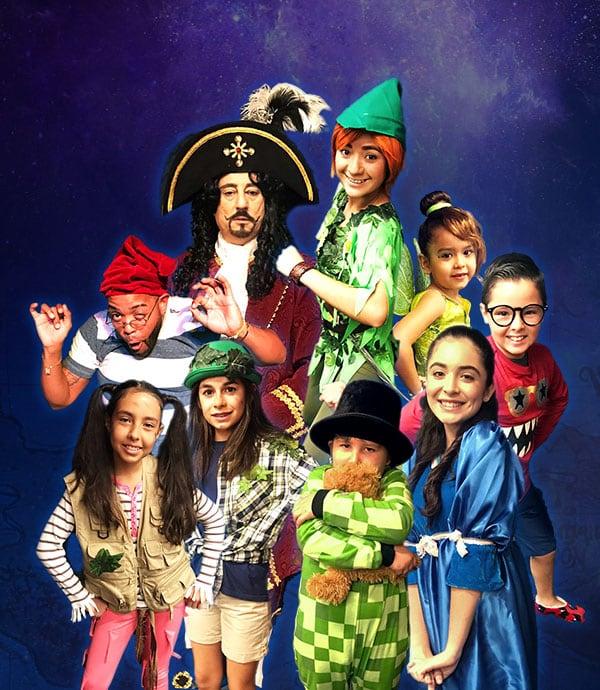 Todos Peter Pan