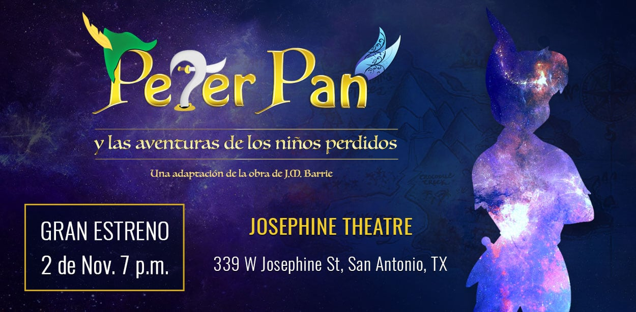 Peter Pan Musical