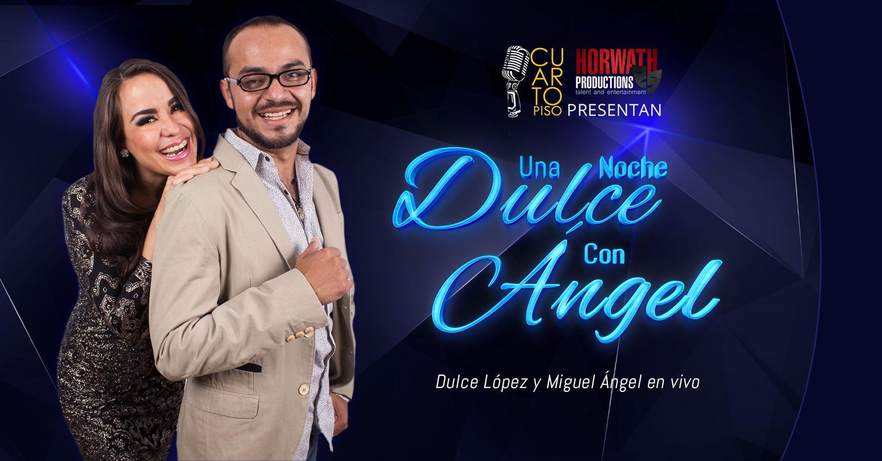 Una Noche Dulce con Ángel